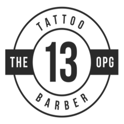 13 OPG Tattoo & Barbershop, yл. Полевая