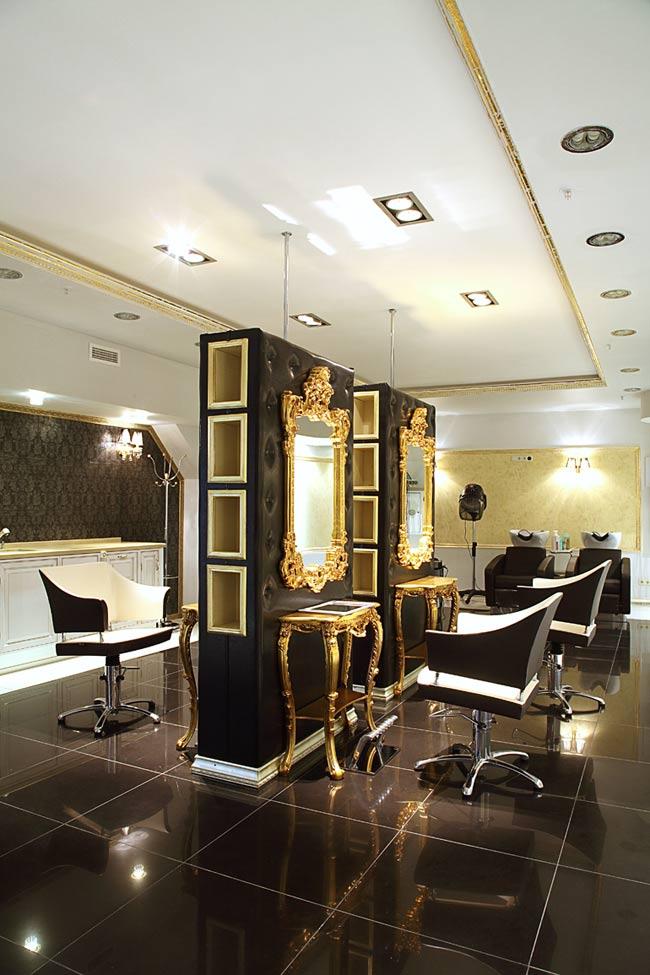 Посоветуйте салон красоты в москве